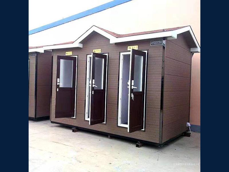 甘肅移動廁所定制-武威可靠的蘭州移動廁所