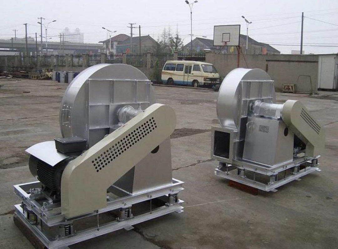 云南高压风机加工-买耐高温不锈钢离心风机就来临沂市兰山区中临环保设备
