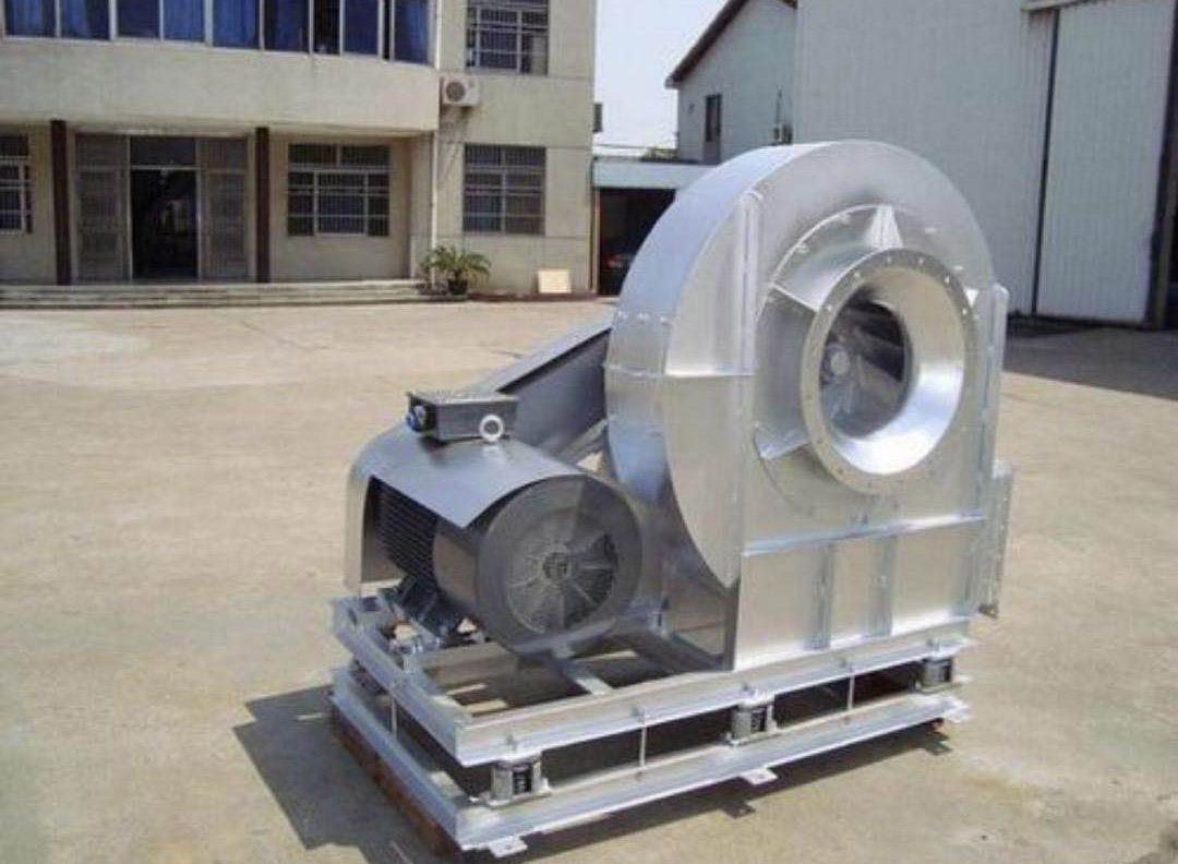 耐高温不锈钢离心风机就选临沂市兰山区中临环保设备_安徽高压风机价格