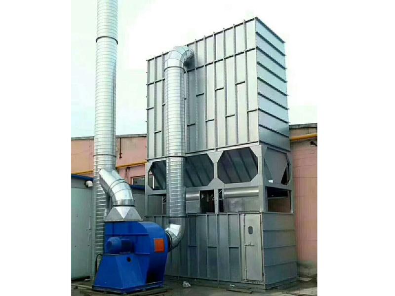 临沂市兰山区中临环保设备供应家具厂专用脉冲除尘器 电厂大型脉冲除尘器报价