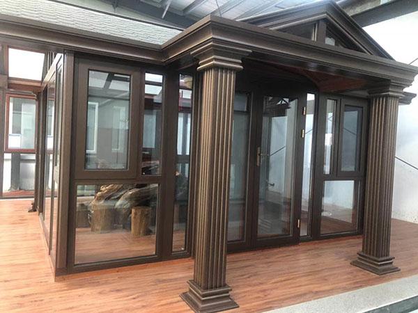 【达润建材】烟台铝包木门窗 烟台铝包木门窗厂家