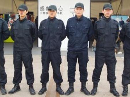 莲湖区大厦保安收费-专业提供西安保安