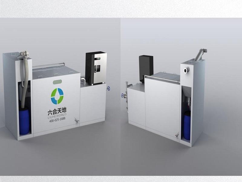 商业综合体餐饮废水处理一体化设备(隔油池)