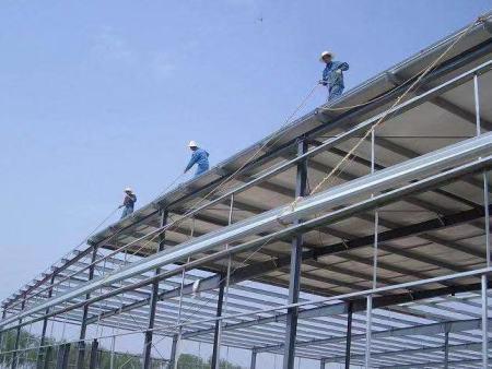 鋼結構網架結構-遼陽鋼結構網架施工-盤錦鋼結構網架施工