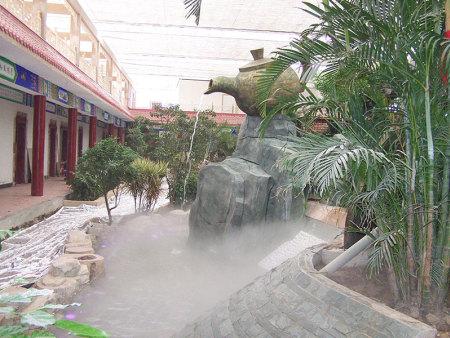 张掖喷泉水景-合格的甘肃喷泉水景推荐