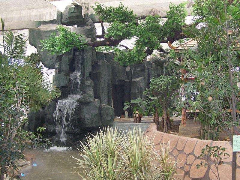 甘肃喷泉水景