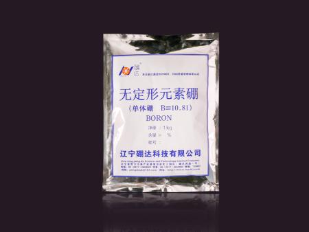無定形元素硼-遼寧硼達科技有限公司