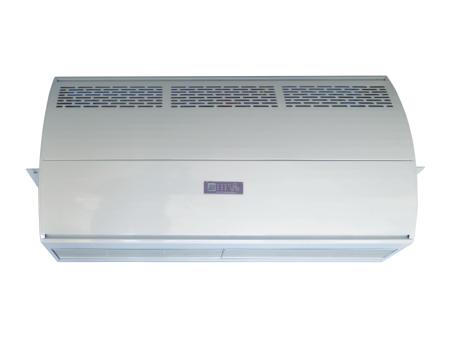 沈阳高温杀菌风幕机应该怎么安装?