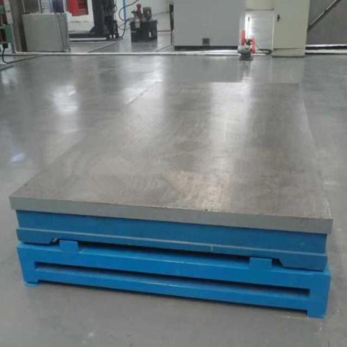 划线平台生产厂家_河北精工机床高性价铸铁平台_你的理想选择