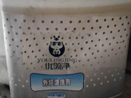 環保外墻清洗劑-河南哪里買好的外墻清洗劑