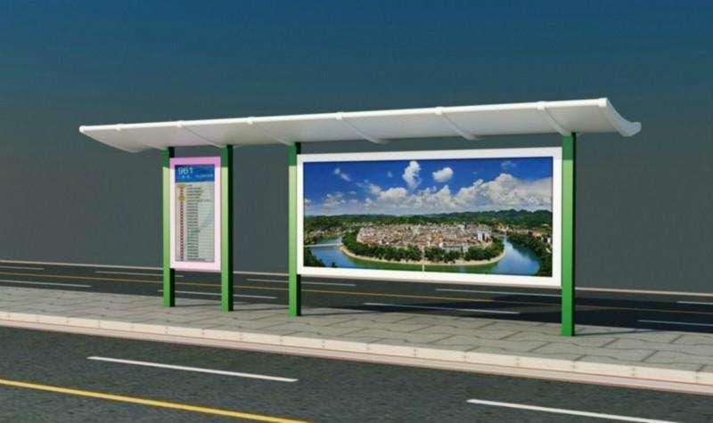 寧夏訂購候車亭燈箱|江蘇價格公道的候車亭燈箱供應