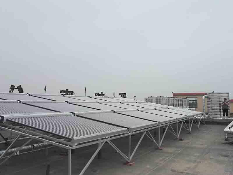 蘭州太陽能集熱工程-武威哪里有供應好用的太陽能集熱