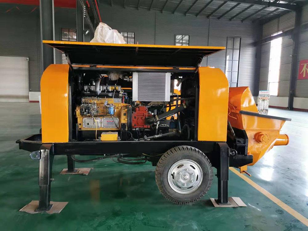 福州混凝土二次輸送泵供應-泉州超實用的泉州混凝土二次輸送泵出售