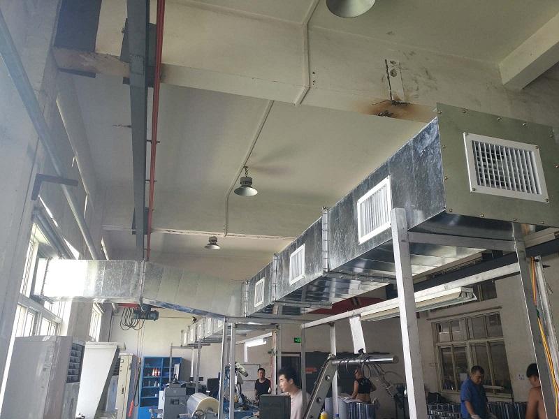 荊門廢氣處理設備-專業的廢氣處理設備供應商