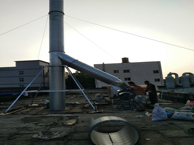 石材厂废气处理设备-湖北省报价合理的废气处理设备哪里有供应