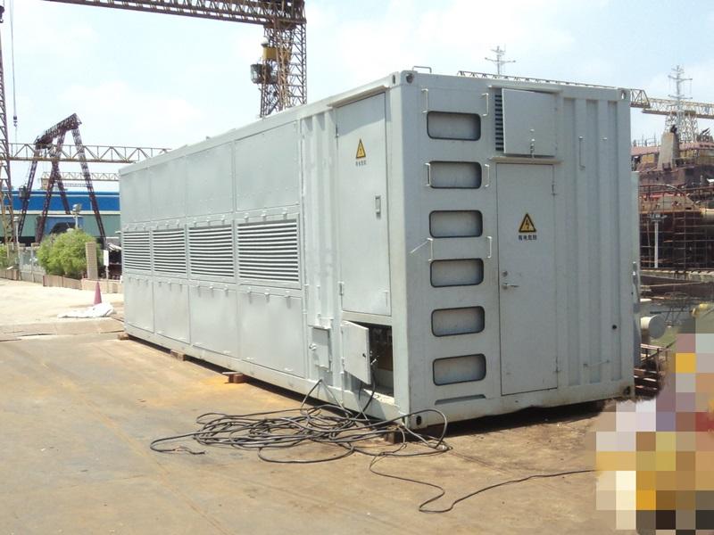 船舶智能測試負載箱生產廠家|大量供應有品質的船用干式負載箱