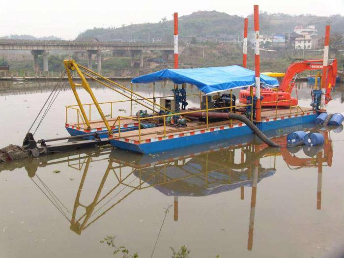 拉薩撈沙船-價格優惠的抽沙船哪里有賣