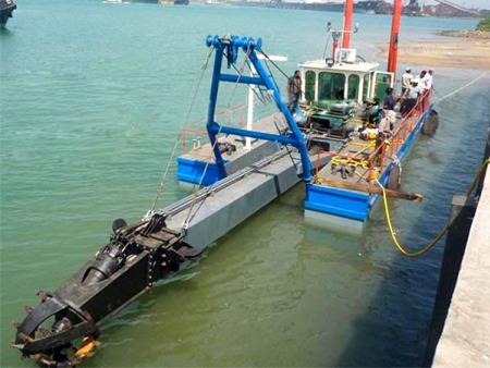 二手挖沙船廠家-山東的挖沙船供應