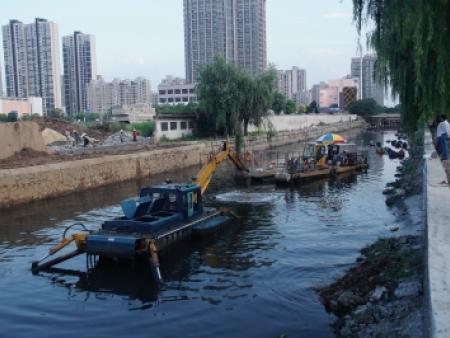 河道清淤设备《挖沙船哪里有》水洗轮生产厂家《浩磊》