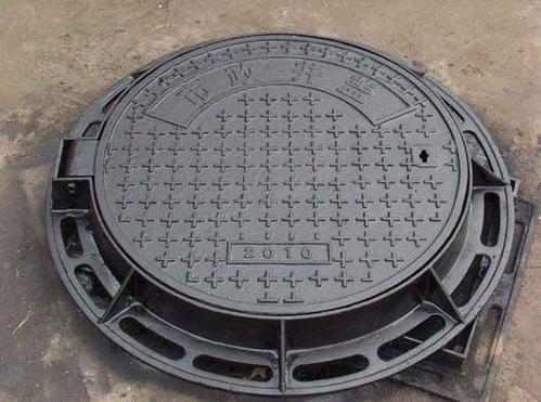 肃宁专业的铸铁井盖-上na买实hui的铸铁井盖