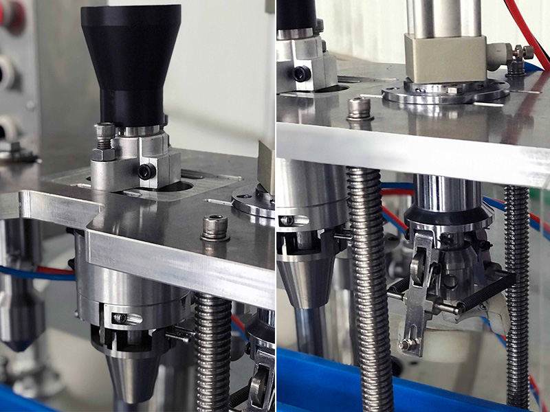 不锈钢闭式半自动气雾剂灌装机-武汉好用的半自动气雾剂灌装机批售