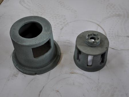 抛丸机分丸轮-辽宁抛丸机螺旋轴-山西抛丸机耐磨护板