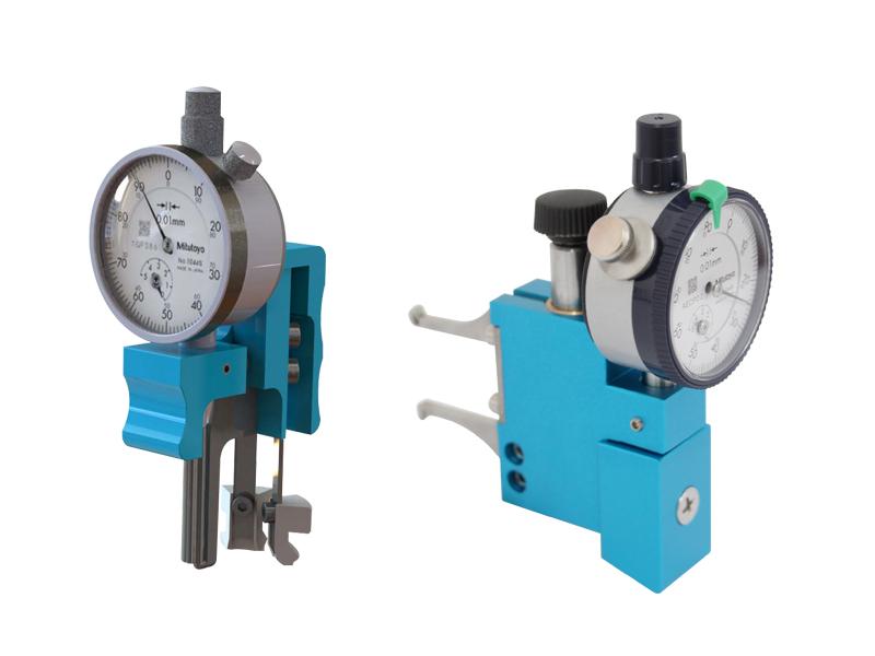 气雾剂封口直径深度测量表
