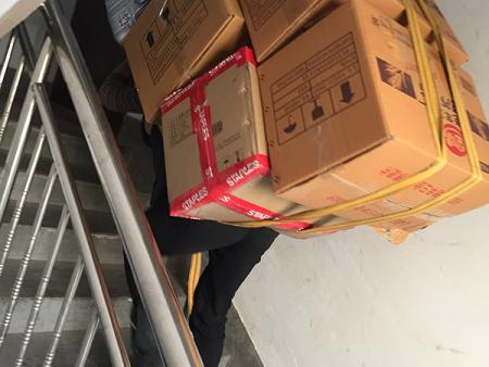 莱山区搬家公司-烟台福康专业提供搬家服务