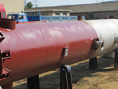 废气处理设备辽宁填料塔的附属结构