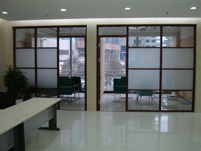 办公隔断隔断-白山办公玻璃隔断-长春办公玻璃隔断