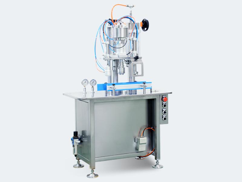 B-GS-700K半自动卡式气灌装机