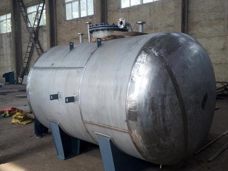 电加热罐 -辽阳汇泽容器设备有限公司