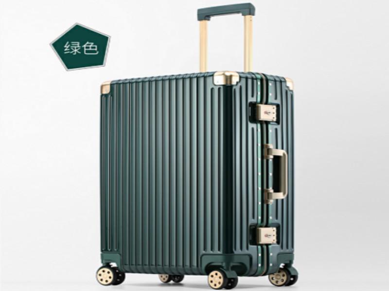 海宁美多时尚拉杆箱,防刮万向轮硬箱包pc旅行箱海关锁托