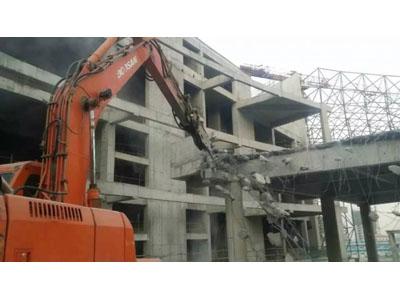 蘭州拆遷公司-樓房拆除找哪家