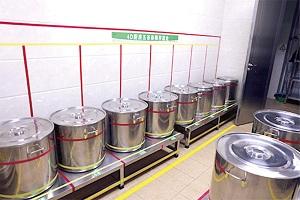 如何选择团餐配送-有保障的团餐配送中鼎餐饮提供