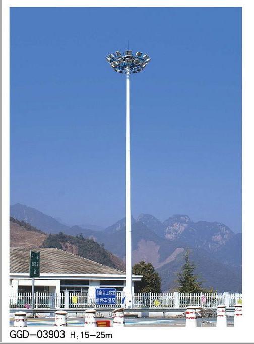 山西高桿燈|專業供應石家莊高桿燈