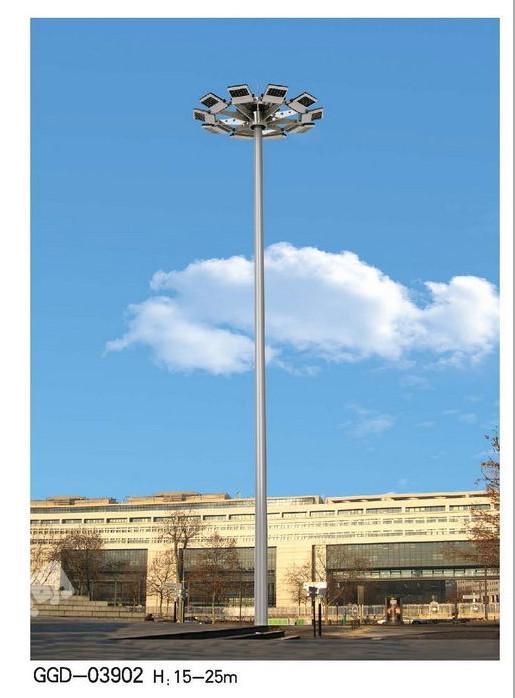 高桿燈動態-石家莊知名品牌高桿燈供應商