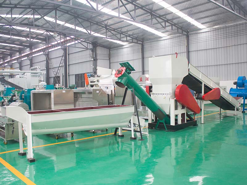 河北塑料再生生产线_郑州品牌好的塑料再生生产线哪里买