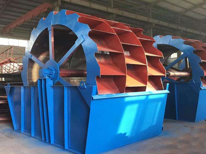 《天公作美》水洗轮生产厂家,小型水洗轮,大型水洗轮多少钱