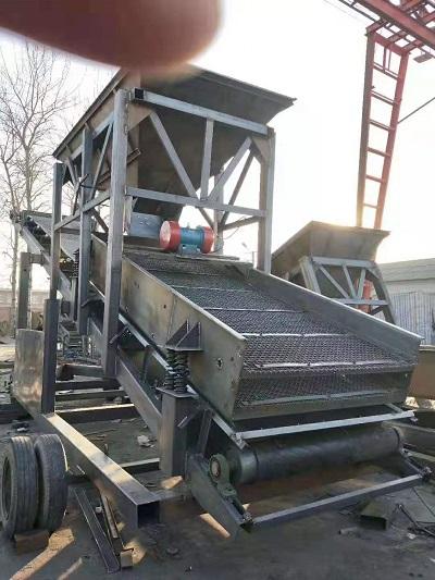 洗沙设备销售商-选购专业的洗沙机就选皇达沙矿机械