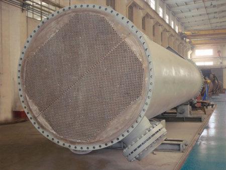 钛蒸发器的应用特点——潍坊杰凯特种金属设备有限公司