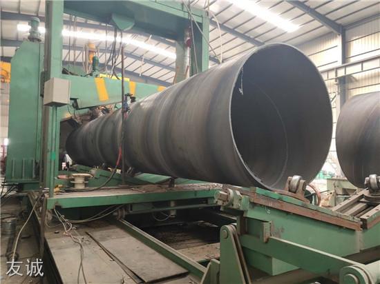 螺旋鋼管-滄州友誠管業專業供應螺旋鋼管