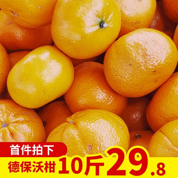 热门广西德保沃柑_想买品质好的百色广西德保沃柑,就到广西万国农业集团