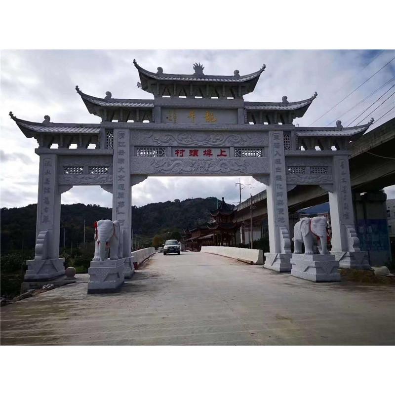 瀘州石牌坊_北京村莊石牌坊專業供應