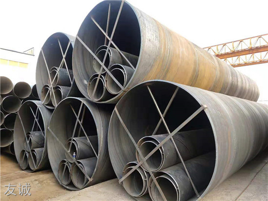 Q235B給排水螺旋鋼管價格