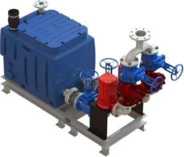 污水一體化提升設備