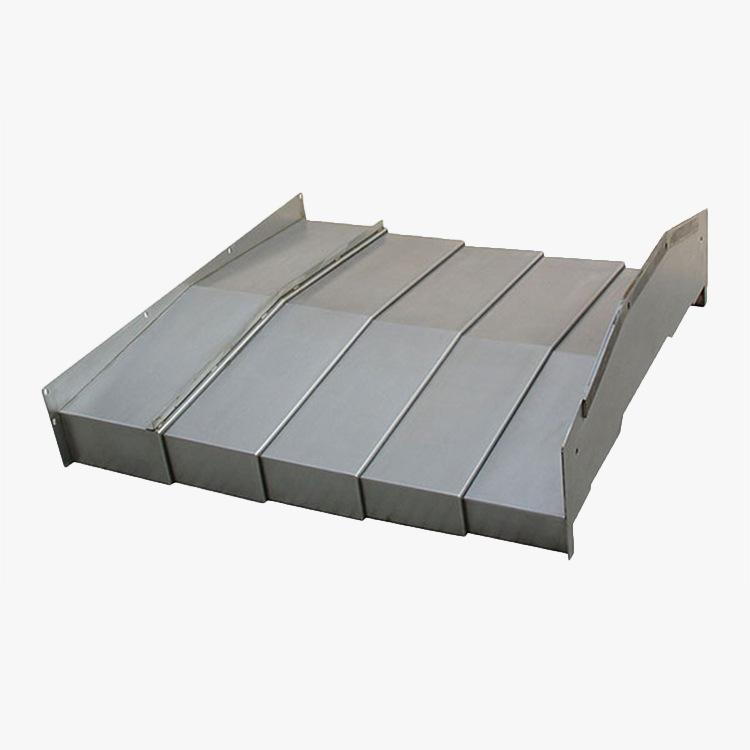 钢板防护罩、钢板防护罩厂家-盐山兴茂机床附件
