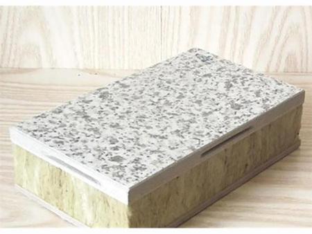 甘肃保温一体板施工_甘肃哪里有供应耐用的兰州岩棉板