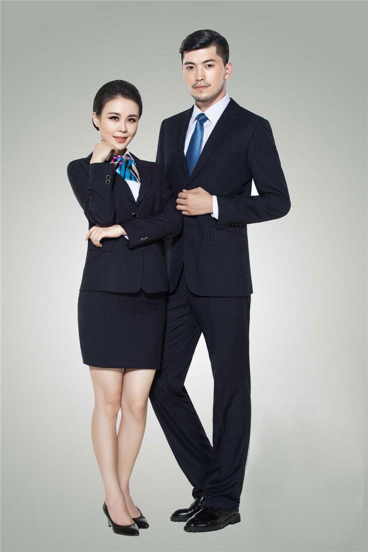陇南职业装公司-甘肃新潮职业装品牌推荐