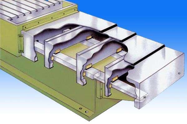 厂家供应钢板防护罩_物超所值的钢板防护罩兴茂机床附件供应